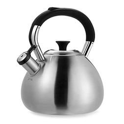 Copco Brushed Stainless Steel Tea Kettle