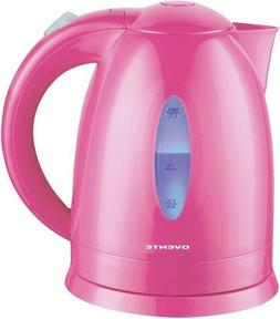 Cordless Electric Kettle 1.7 Liter Coffee Tea Hot Water Boil