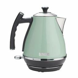 Haden Cotswold 1.7 Liter Stainless Steel Body Retro Electric