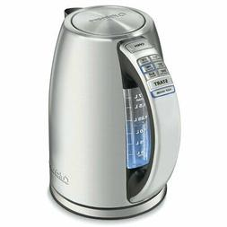Cuisinart CPK 17 PerfecTemp 1.7 Liter Stainless Steel Cordle