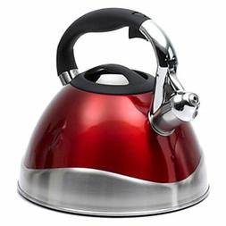 Creative Home Crescendo 3.1 qt. Stainless Steel Tea Kettle