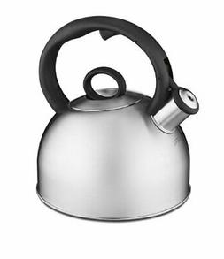 Cuisinart, CTK-SS17 Aura Stainless Steel Stovetop Teakettle,