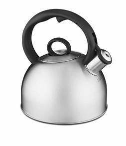 Cuisinart Ctk-Ss17 Aura Stainless Steel Stovetop Teakettle,