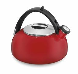 Cuisinart CTK-EOS2R Peak Porcelain Enamel on Steel Tea Kettl