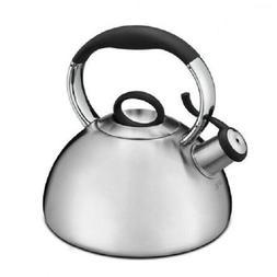 Cuisinart True Radiance+ Whistling Tea Kettle - Stainless St