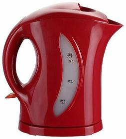 Electric Cordless 1.7 Tea Kettle Hot Boil Water Coffee in Re