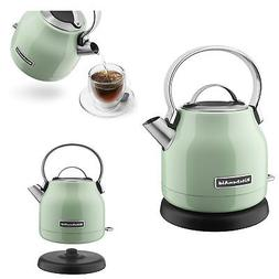 Electric Kettle KitchenAid 1.25L Coffee And Tea Pot Stainles