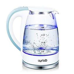 Gohyo Electric Kettle 1.8-Liter 1500W Glass Electric Tea Ket