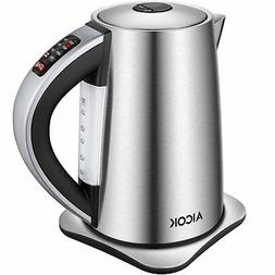 Electric Kettle Variable Temperature Stainless Steel Tea Ket