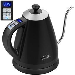 MOOKA Electric Kettle - Gooseneck Electric Kettle with Digit
