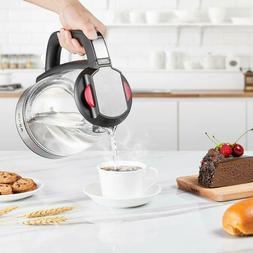 Aicok Electric Kettle SpeedBoil Glass Kettle BPA-Free Tea Ke