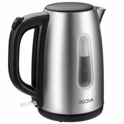 Electric kettle Aicok Stainless Steel Tea Kettle Ultra Fast