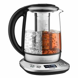 Willsence Electric Kettle, Electric Tea Kettle Stainless Ste