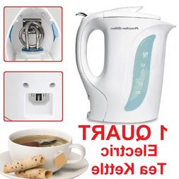 ELECTRIC TEA KETTLE BPA Free Kitchen Pot Fast Coffee Water H