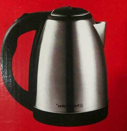 Electric Tea Kettle Coffee Pot Hot Water FAST BOIL Cordless