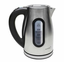 Electric Tea Kettle With Temperature Control Stainless Steel