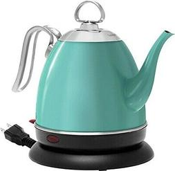Chantal ELSL37-03M AQ Mia Ekettle Electric Kettle, 32 oz, Aq