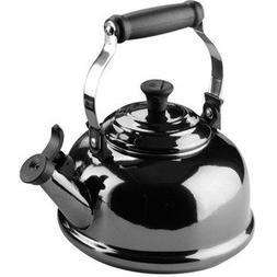 Chantal Premium Enamel-on-Steel Whistling Teakettle 1.8 Quar