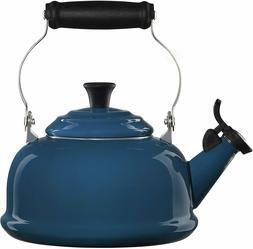 Le Creuset Enamel On Steel Whistling Tea Kettle, 1.7 qt., co