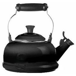 Le Creuset Enamel on Steel 1.75 Quart Whistling Tea Kettle,