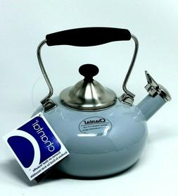 Chantal 37-CAT LR Catherine Teakettle, 1.8 quart, Lunar Rock