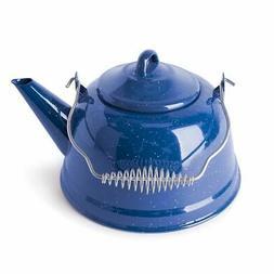 Stansport Enamel Tea Kettle 3 Quart 192447 Cookware Accessor