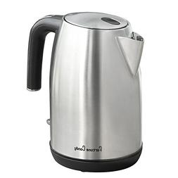 FC Electric Kettle 1.8-Liter BPA Free Stainless Steel with 1