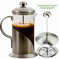 french press cafeti re coffee
