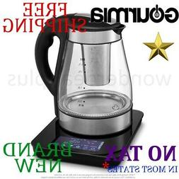 Gourmia GDK380 Multi Function Digital Tea Kettle, Programmab