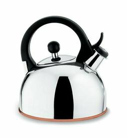 Copco Gismo 1-1/4-Quart Teakettle, Polished Stainless Steel