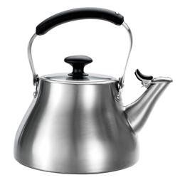 Good Grips Classic 6.8-Cup Brushed Stainless Steel Tea Kettl