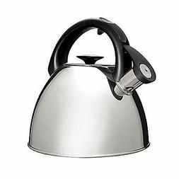 Oxo Good Grips Click Click Tea Kettle, Polished Stainless
