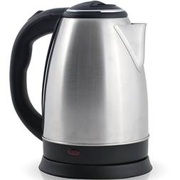 Professional Grade Electric Tea Kettle  - Instantly Boil Hot