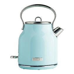 Haden Heritage 1.7 Liter Stainless Steel Body Retro Electric