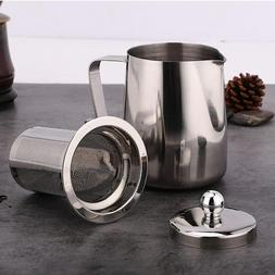 High quality Home Office Stainless Steel Teapot Coffee <font