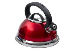Creative Home Alexa 3.0 Whistling Tea Kettle Cranberry Red K