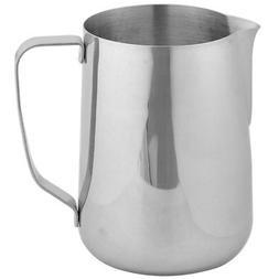 Household Kitchen Metal Coffee Water Tea Pot Kettle Silver T