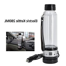 JOYOOO Intelligent Car Electric Kettle 12V, Travel Mugs 280M