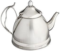 Creative Home Nobili-Tea 2.0 Qt. Stainless Steel Tea Kettle