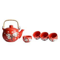 japanese porcelain tea set exquisite