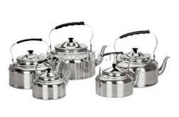 Kettle 1.5-5.5L Water Coffee Tea Pot Aluminium Home Camping
