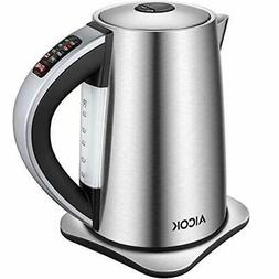 Kettle Temperature Control, AICOK Stainless Steel Tea Kettle