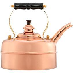 Simplex Kettles Kensington Solid Copper No. 1 Copper Finish