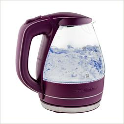 kg83 series glass electric kettle