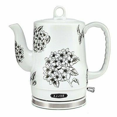1 2 liter electric ceramic tea kettle