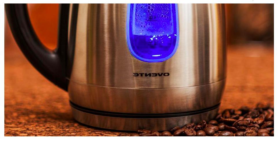 Ovente Cordless Electric Tea Hot