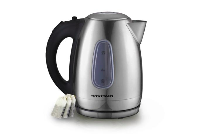 Ovente Cordless Kettle, Hot
