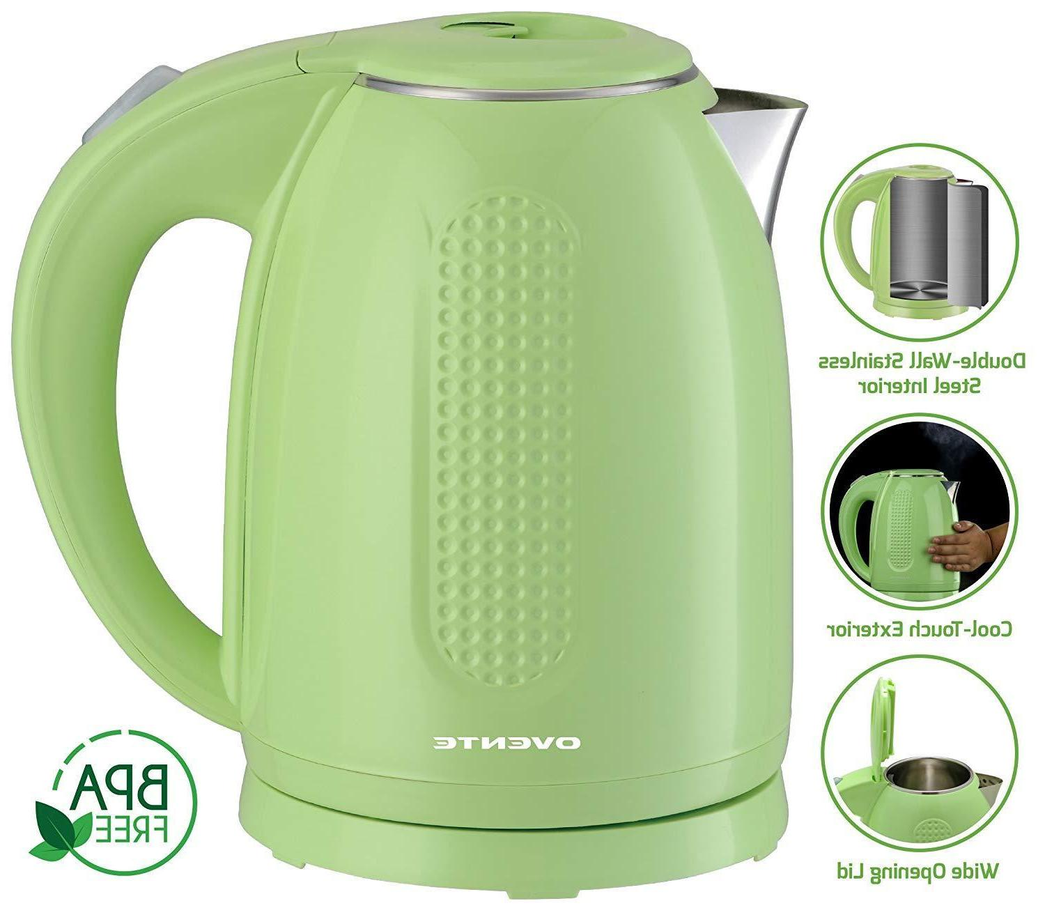 Ovente BPA-Free Electric Kettle 1.7KD64