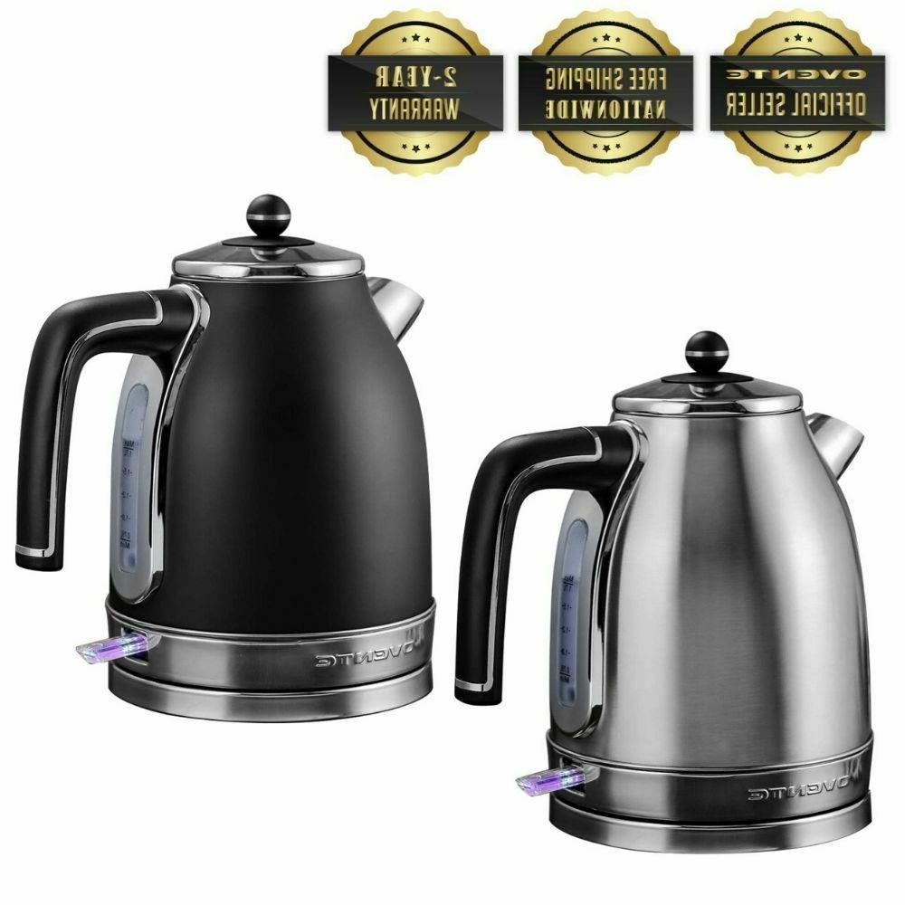 1 7l electric tea kettle auto shut