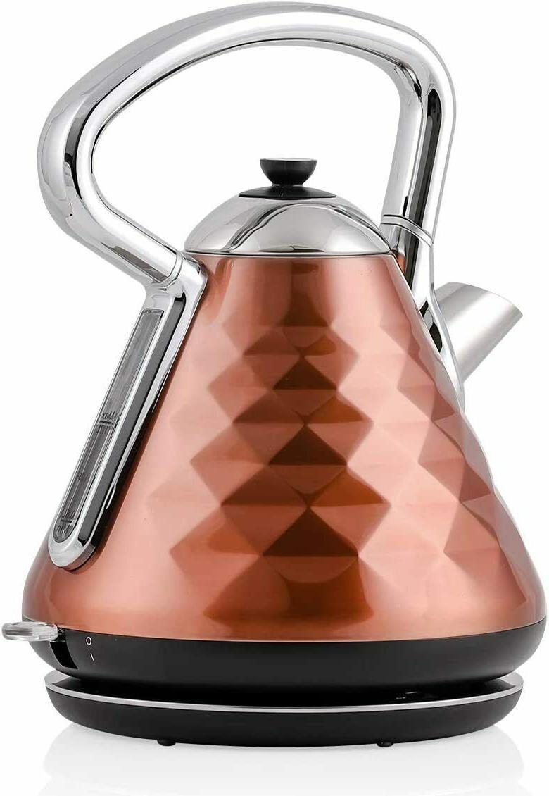 1 7l water boiler electric kettle boil